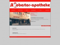 obertor-apotheke.de