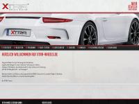 xtra-wheels.de Webseite Vorschau