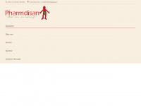 pharmdisan.de Webseite Vorschau