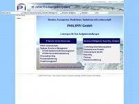 philippi-gmbh.de Webseite Vorschau
