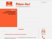 phoenixhort.de Webseite Vorschau