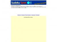 sudokuspiel.info Webseite Vorschau