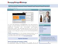 homepage-vorlagen-webdesign.de