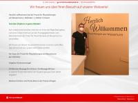 physio-natur.de Webseite Vorschau