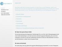 physiowerk.de Webseite Vorschau