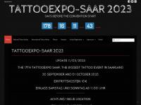 tattooexpo-saar.com