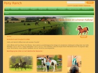 Pony-ranch-lanwermann.de