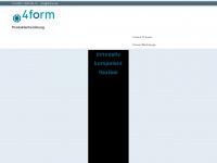 4form.de Webseite Vorschau