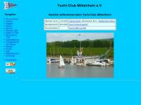 ycm-bonn.de Webseite Vorschau