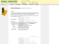 kranzband-pricken.de