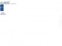 physiotherapieschule-wuerselen.de Webseite Vorschau