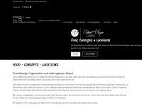 robert-meyer-catering.de Webseite Vorschau