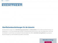 rhenotherm.de