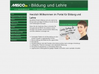 misco-education.de