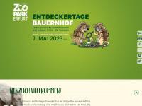 zoopark-erfurt.de