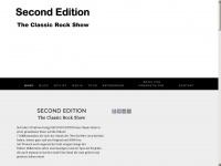 2nd-edition.de Webseite Vorschau