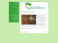 kita-glueckskind.de Webseite Vorschau