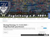 zugleitung-duesseldorf.de Thumbnail