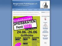 bv-frohnhausen.de Thumbnail