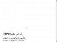 paidi.de Webseite Vorschau