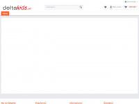 deltakids.ch Webseite Vorschau