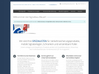 signalbau-blauert.de