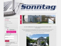 sonntag-datentechnik.de
