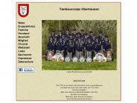 Tambourcorps-oberhausen.de