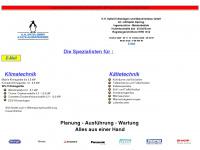spitzl.net Webseite Vorschau