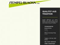 stempel-blacha.com