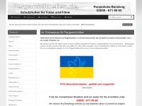 pergaminhuellen.de