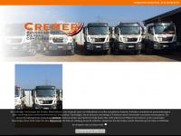 cremer-transporte.de Webseite Vorschau