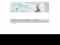 photo-ocean.de Webseite Vorschau