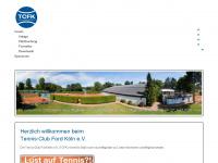 tcfk.de Webseite Vorschau