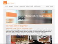 trade-fair-companies.de Webseite Vorschau