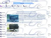 anhaengers.de Webseite Vorschau