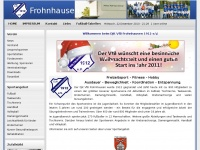 Vfb-frohnhausen.de