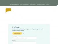 psychologie.ch Webseite Vorschau