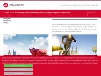 ki-management.com Webseite Vorschau