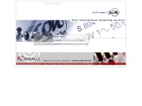 xcon.de Webseite Vorschau