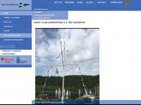 yachtclubharkortsee.de Webseite Vorschau
