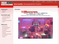 xtecmedia.de Webseite Vorschau