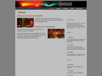 xdream-event.de Webseite Vorschau