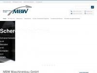 mbw-verladetechnik.de