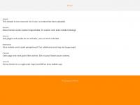 1a-schilder.de Webseite Vorschau