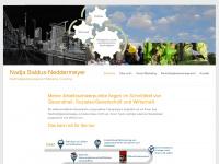 2km-marketing.de Webseite Vorschau