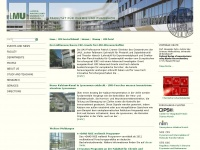 pharmchem.uni-muenchen.de Webseite Vorschau
