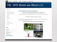 vfl-brohl.de