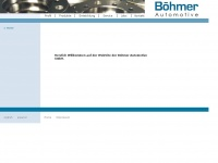 boehmer-automotive.de