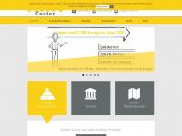 dbd-center.de Webseite Vorschau